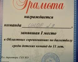 диплом до 11 лет